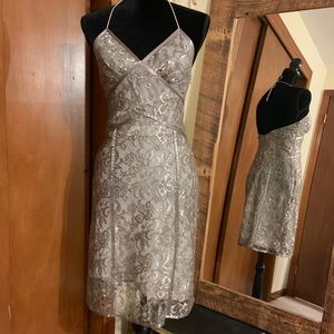 GORGEOUS Slate grey Cocktail Dress!!!